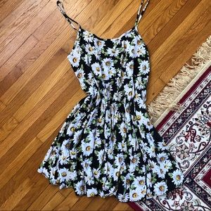 AMERICAN APPAREL DAISY MINI DRESS